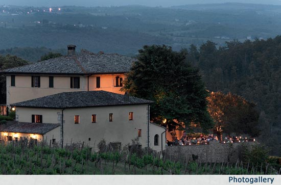 Wine Resort Tuscany & Wedding Villa, Chianti